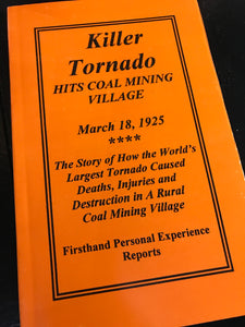 """Killer Tornado"" Compiled by James T. Carrier"