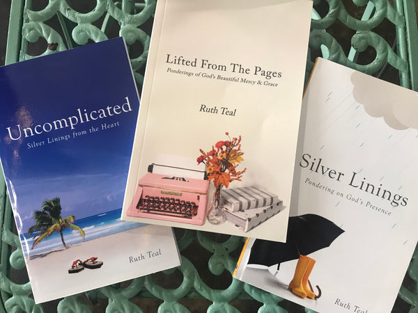 Silver Linings: Pondering on God's Presence by Ruth Teal