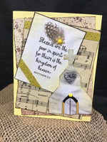 City Feathers: Inspirational Cards