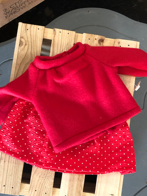 Doll Clothes Shirt/Skirt Combos