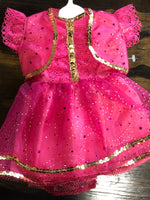 Sparkly Doll Dresses
