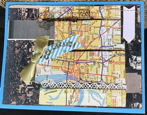 City Feathers: Travel Cards