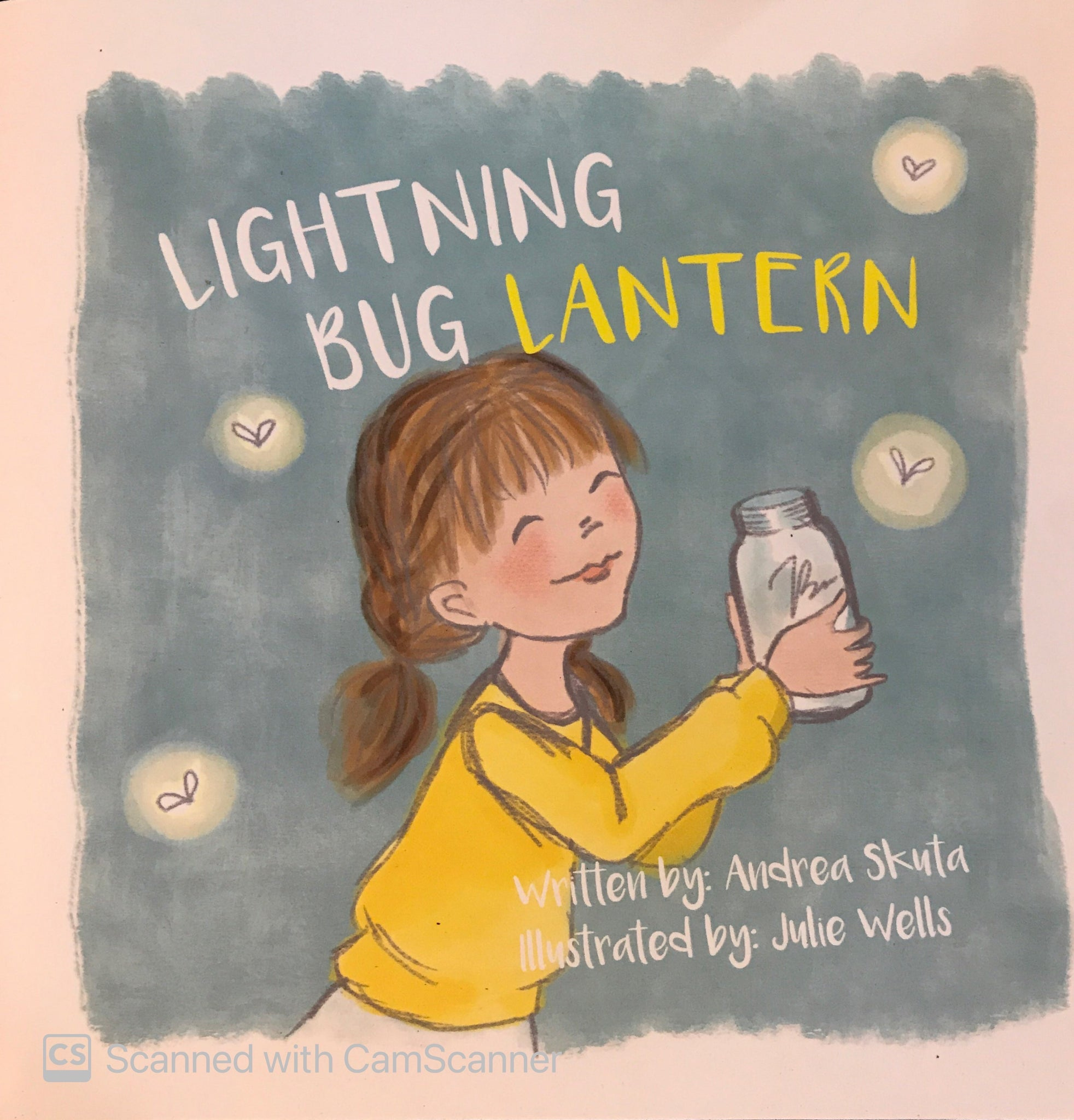 """Lightning Bug Lantern"" By Andrea Skuta"