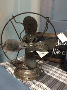 Fitzgerald - Star Rite Vintage Desk Fan