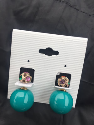 Peek-A-Boo Earrings