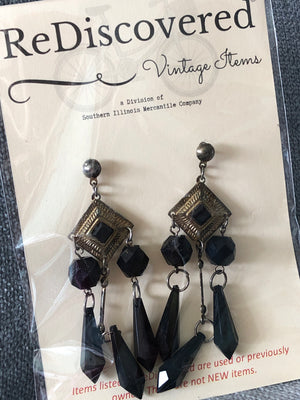 ReDiscovered Earrings (Post Style)