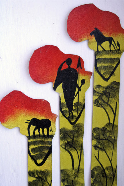 Kenya Bookmark