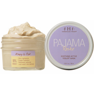 Pajama Paste - Yogurt, Oat & Honey Face Mask - simply-coco-boutique