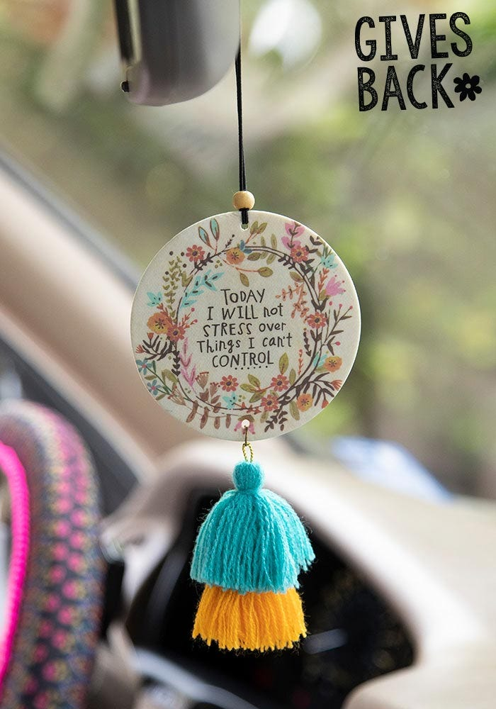 Will Not Stress Air Freshener