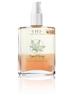 Swell Being Body Oil 4oz