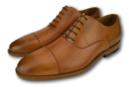 Macon Saddle Tan