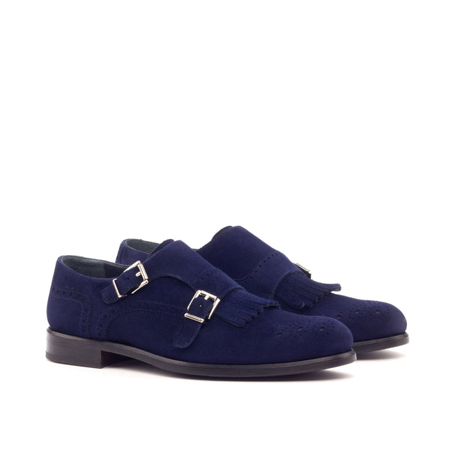 Kiltie Monk Strap Woman 007
