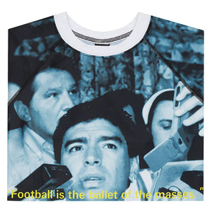 RFC X Many Mainichi Maradona Compression Top