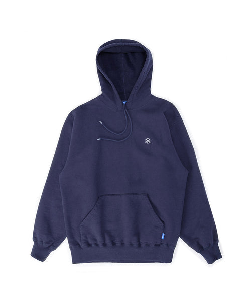 RFC SOOTHING HOODED SWEATSHIRT INDIGO