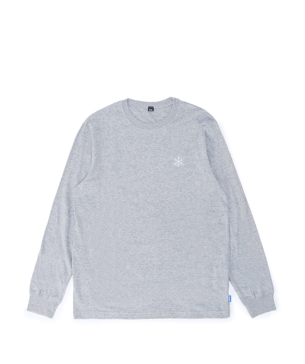 RFC SOOTHING L/S T-SHIRT ASHEN