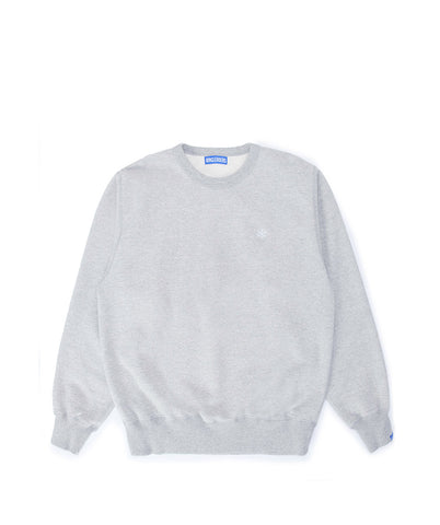 RFC SOOTHING CREWNECK SWEATSHIRT ASHEN