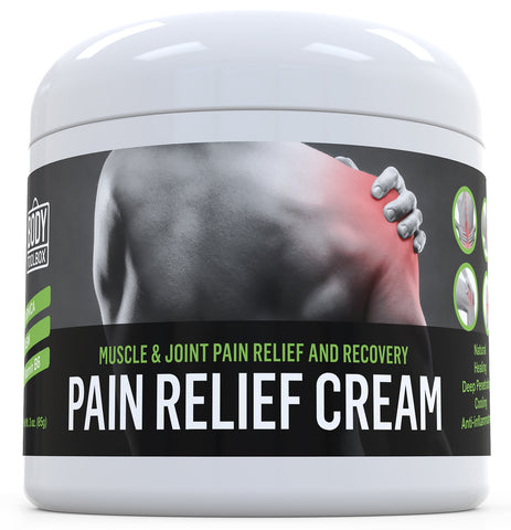 Joint & Muscle Pain Relief Cream