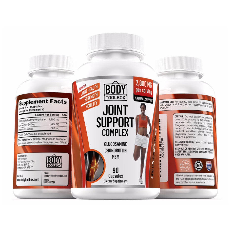 joint supplement complex