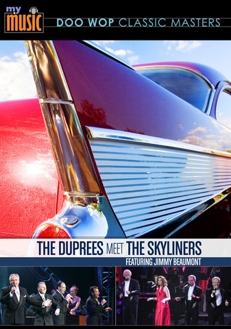 The Duprees Meet The Skyliners (DVD)