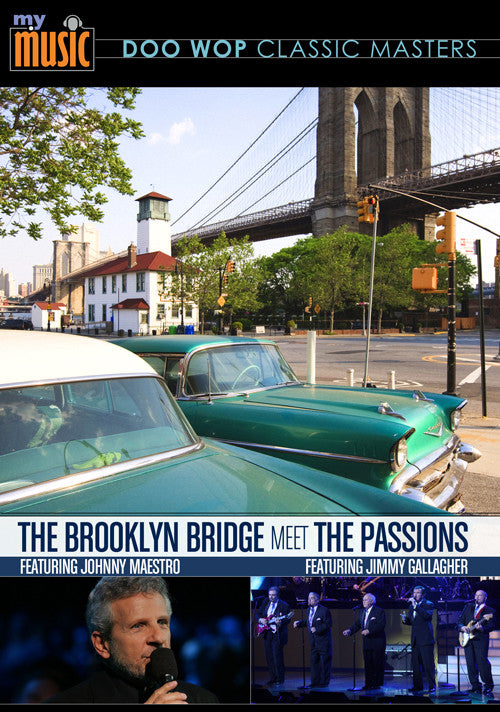 The Brooklyn Bridge Meets The Passions (DVD)