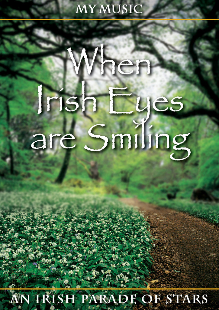 When Irish Eyes Are Smiling: An Irish Parade of Stars (DVD)