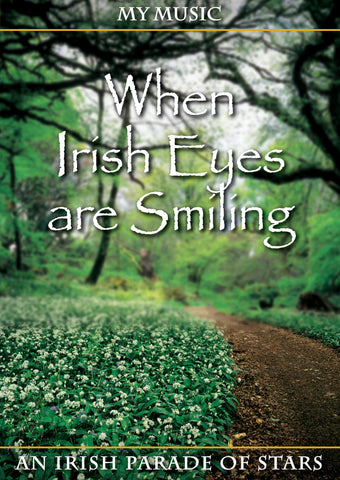When Irish Eyes Are Smiling: An Irish Parade of Stars