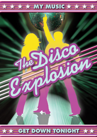 Get Down Tonight: The Disco Explosion (DVD)