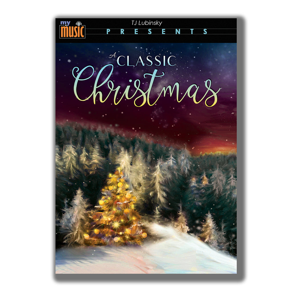 My Music - A Classic Christmas DVD