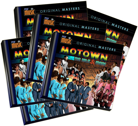 Motown: Big Hits and More (6-CD Set)