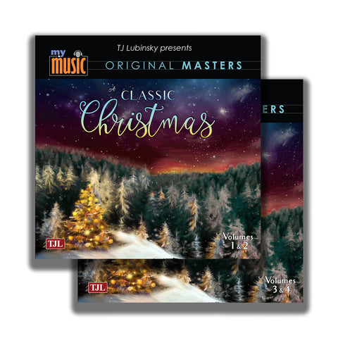 My Music - A Classic Christmas (4-CD Set)