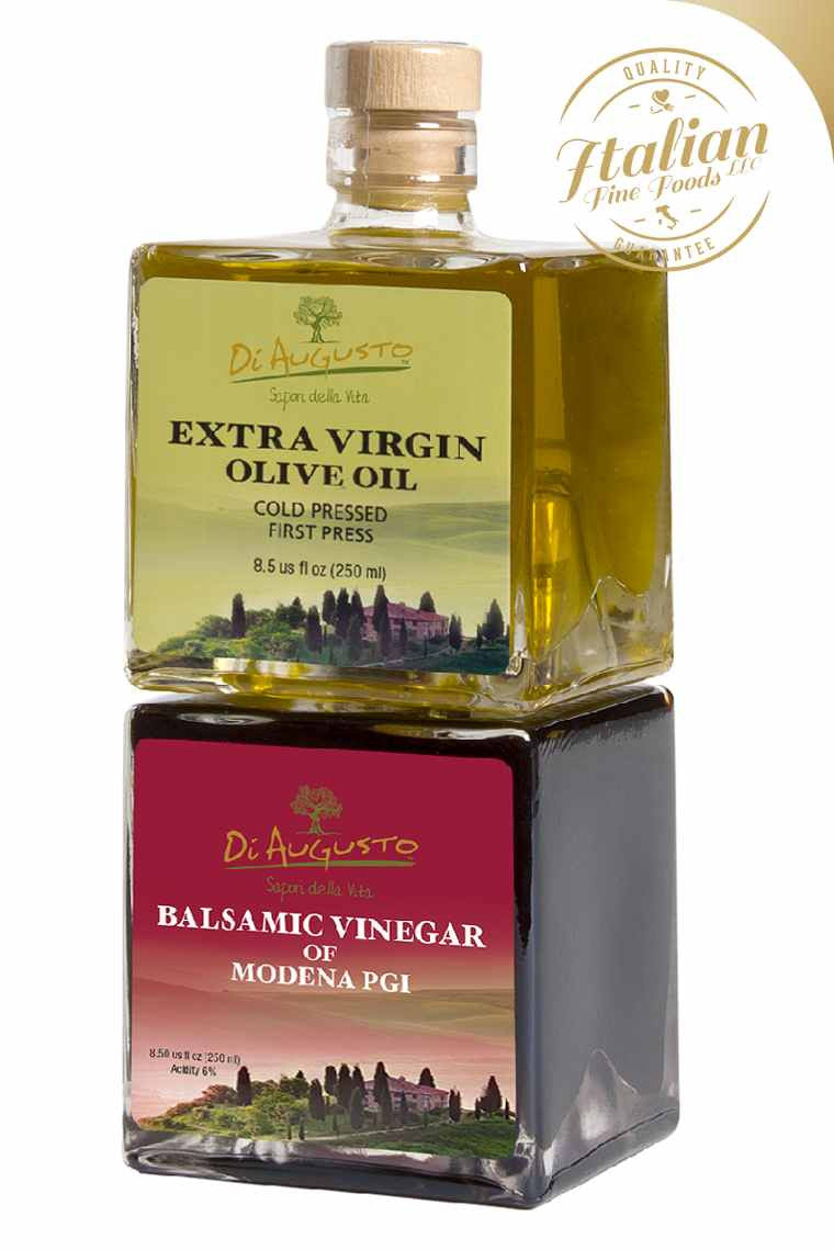 EVOO/Aged Balsamic Vinegar of Modena PGI