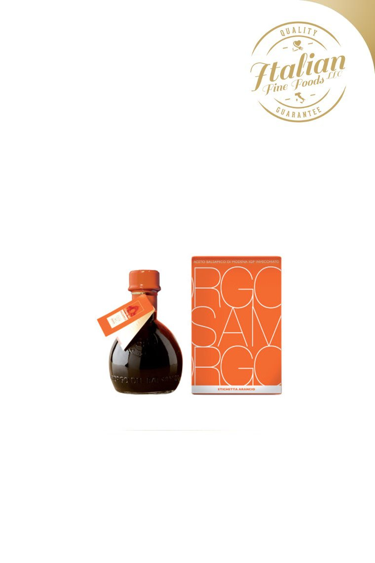 IL BORGO BALSAMIC VINEGAR OF MODENA IGP – ORANGE LABEL