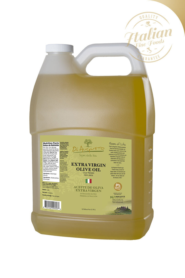 Extra Virgin Olive Oil 1 gallon