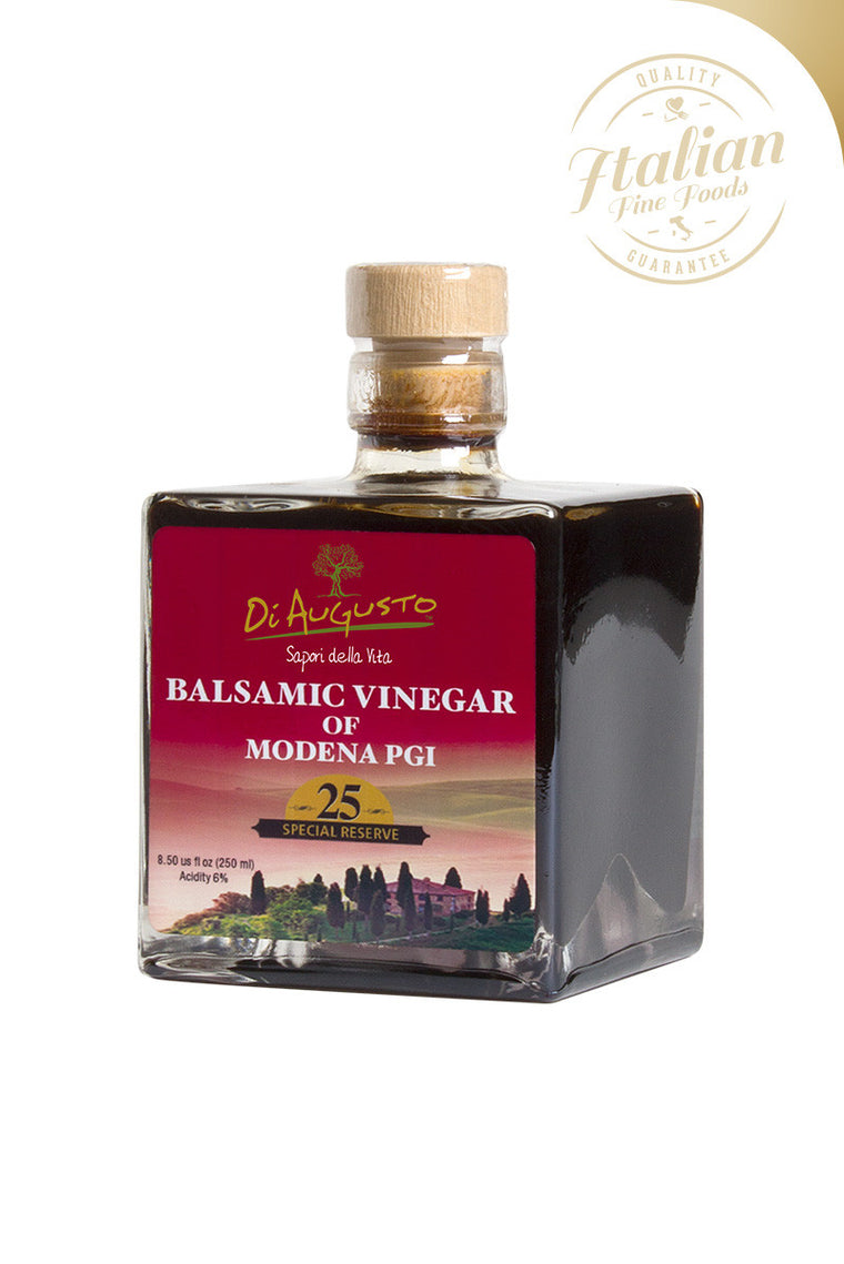 Aged Traditional Balsamic Vinegar of Modena PGI, Density 1.36