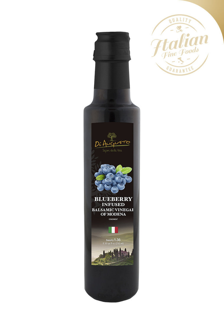 Blueberry Infused Balsamic Vinegar of Modena PGI