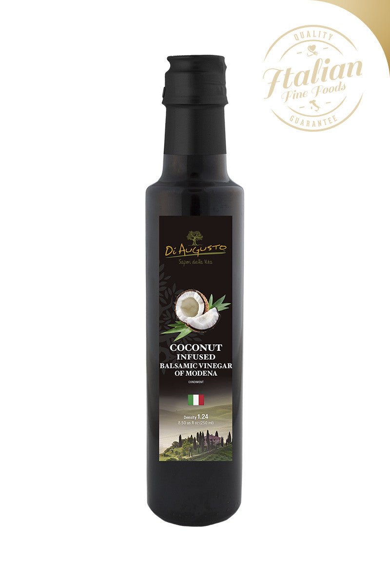 Coconut Infused Balsamic Vinegar of Modena PGI