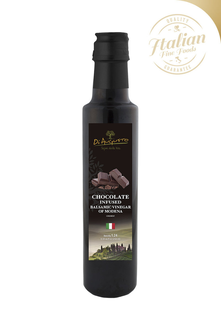 Chocolate Infused Balsamic Vinegar of Modena PGI