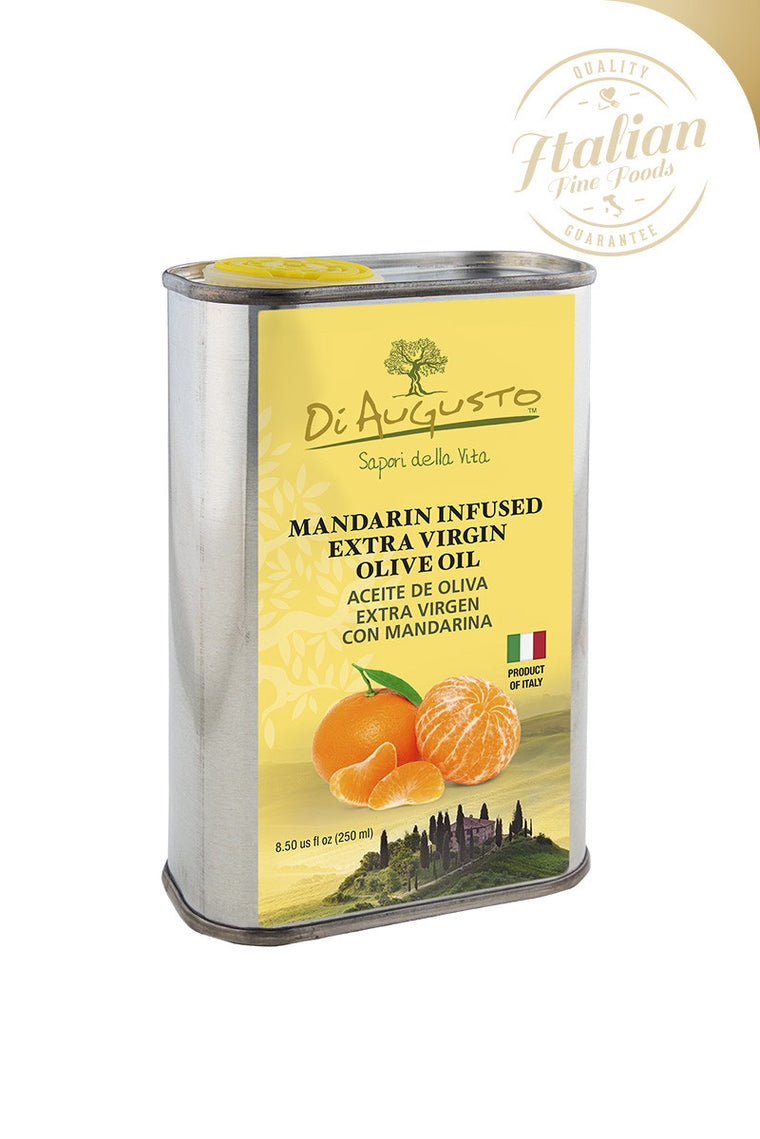 Mandarin Infused Extra Virgin Olive Oil