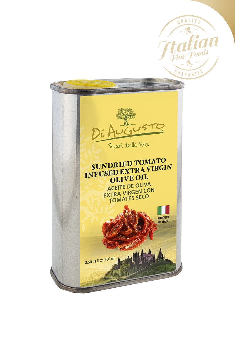 Sun-Dried Tomato Infused Extra Virgin Olive Oil