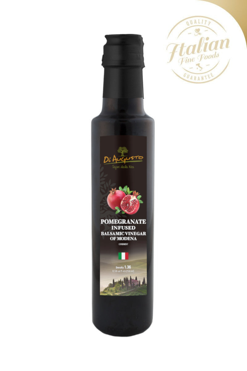 Pomegranate Infused Balsamic Vinegar of Modena PGI