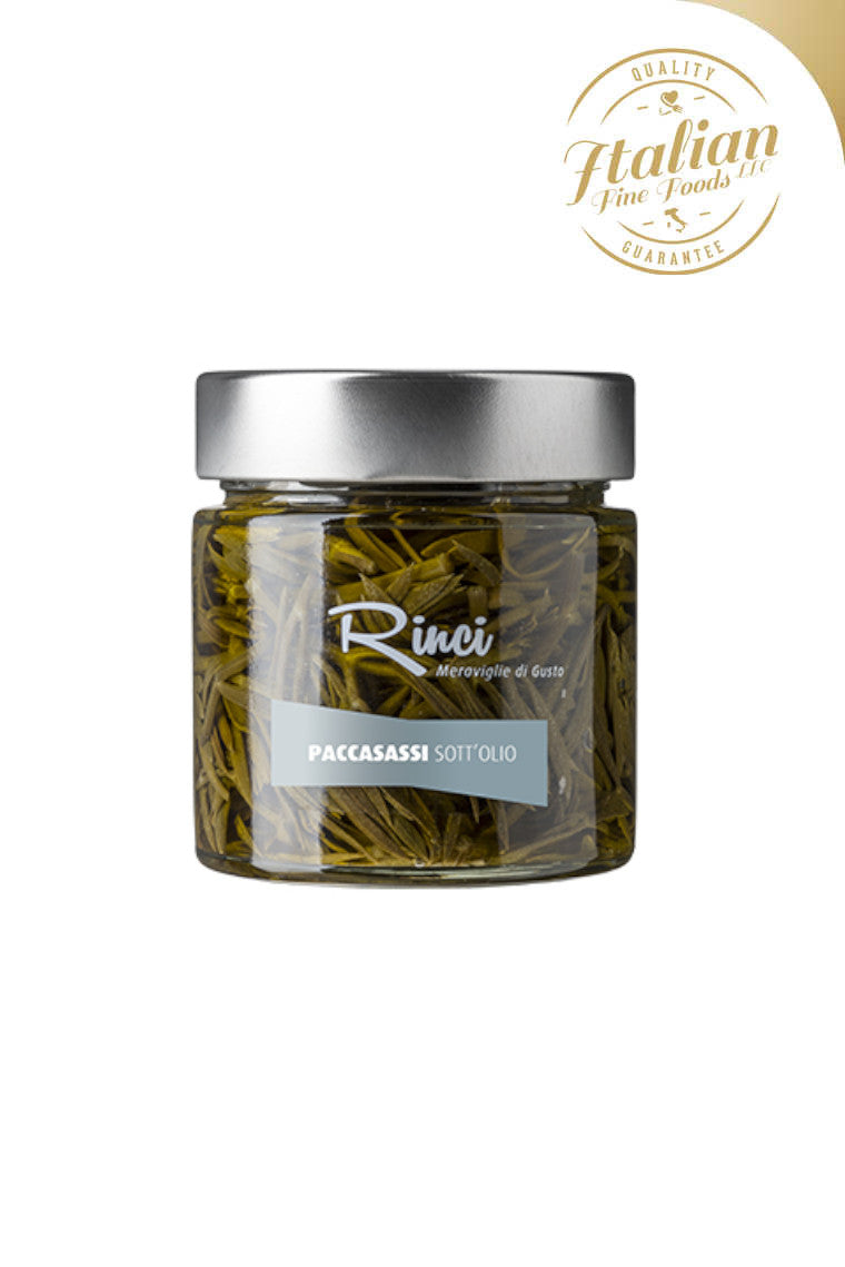 Rock Samphire in Olive Oil