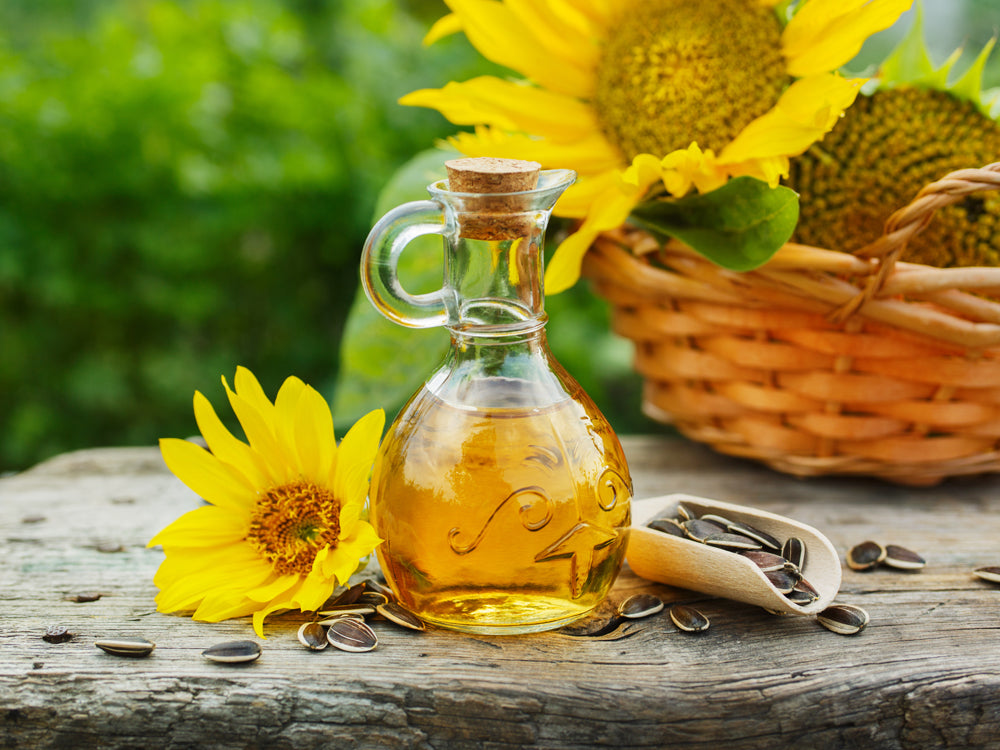 Why Sunflower Oil?