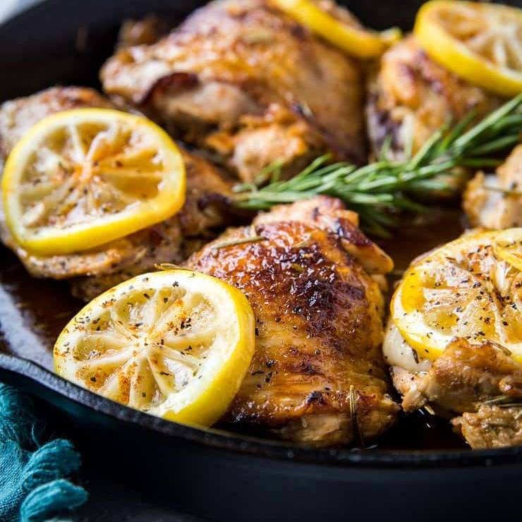 Kricklewood Farm Honey Basil Sunflower Oil Chicken Recipe