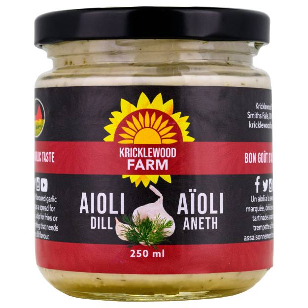 Dill Garlic Aioli