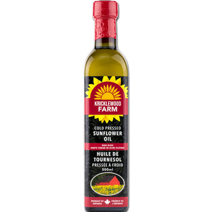 Sunflower Oil 500 ml - Kricklewood Farm