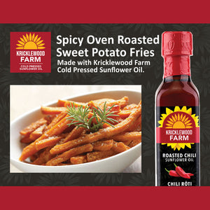 Kricklewood Farm Spicy Fries Recipe