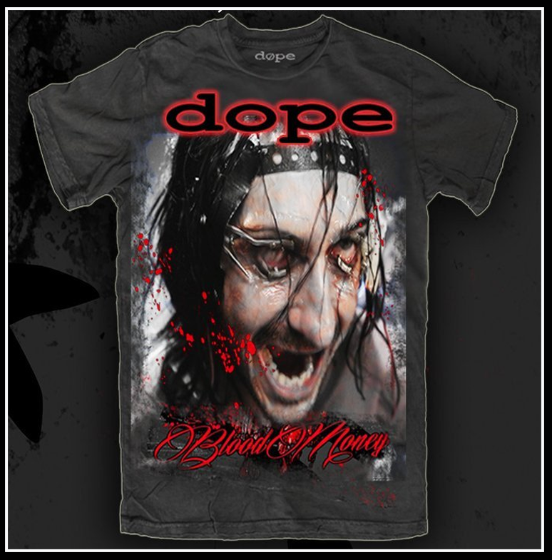 Blood Money - Edsel Video - T-Shirt - Apparel