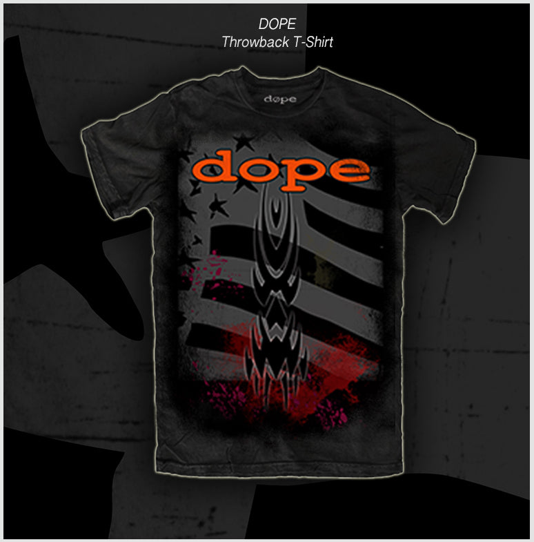 DOPE - Throwback - T-Shirt
