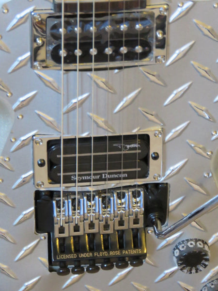 Edsel Dopes / Dean / DIME / 10K Commemorative Edition / Razorback Guitar - Used on Tour and on the recordings of No Regrets