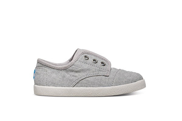 ASH CANVAS TINY TOMS PASEO SNEAKERS - SustainTheFuture.us - The Natural and Organic Way of Life